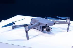DJI Mavic 2 Pro mit quadratischer Hasselblad-Kamera