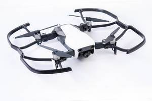 DJI Mavic Air drone with Propeller protection (Flip 2019)