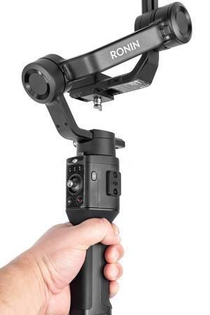 DJI Ronin SC Einhandgimbal für spiegellose Kameras