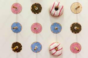 Donut-Halter