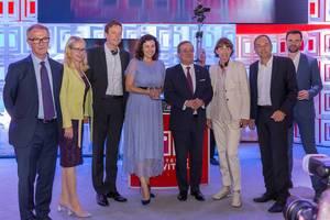 Dorothee Bär, Armin Laschet und Henriette Reker auf der Gamescom 2018