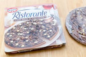 Dr. Oetker Ristorante Pizza Dolce al Cioccolato Schokoladenpizza