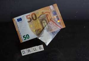 Drugs with money