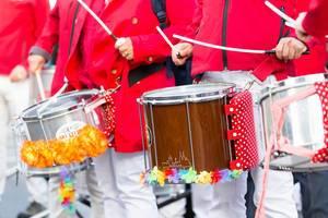 Drummers - Cologne Marathon 2017