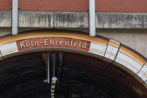 Ehrenfeld Station in Köln