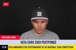 Eilmeldung: UEFA EURO 2020 auf 2021 verschoben