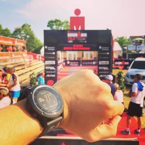 Ein fantastisches Wochenende liegt jetzt schon wieder hinter mir. Bericht und weitere Bilder folgen vom Kraichgau 70.3. Hat so viel Spaß gemacht und nebenbei beim Debüt in 5:06 gefinisht. #kraichgau703 #triathlete #tri #trilife #triathlon #fenix3 #ironman