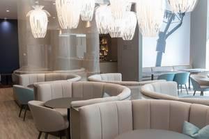 Ein gemütliches Cafe in Wien