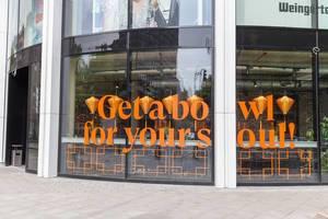 Eine Schale für Ihre Seele! - so lautet das Slogan des coa Wok & Bowl Restaurants in Köln