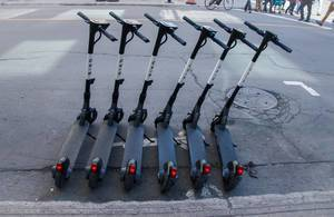 Electric Scooter for Rent  (Flip 2019)