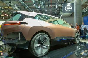 Electric-SUV: new BMW technology flagship Vision iNext