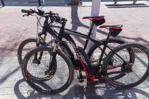 Elektrische Mountainbikes von Centurion