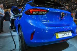 Elektroautos von Opel: Corsa-e kommt mit universellem Charger und 6m Kabel