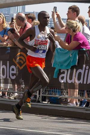 Eliud KIPCHOGE - London Marathon 2018