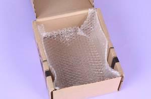 Empty package brown cardboard box