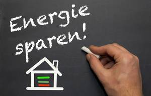 Energie sparen!