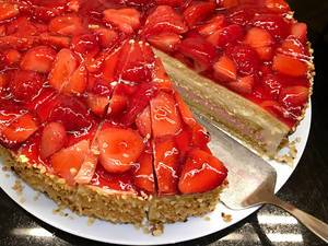 Erdbeertorte / Strawberry Cake