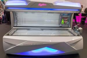 Ergoline Inspiration 500 Hybrid Peformance Solarium