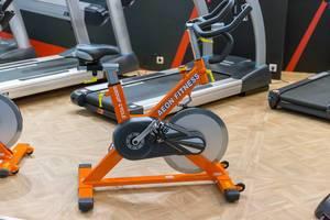 Ergometer von Aeon Fitness - FIBO Köln 2018
