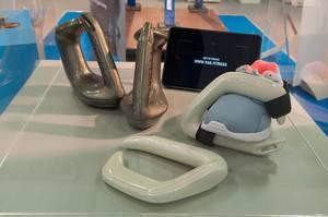 Ergonomische Hantel von Yab Fitness