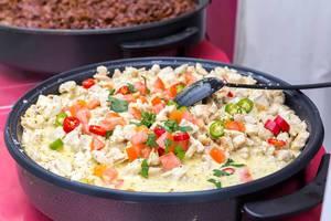 Eritreisches Essen