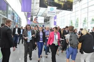 Eröffnungsrundgang auf der gutbesuchten Spielemesse Gamescom