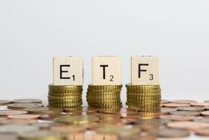 ETF on golden coins