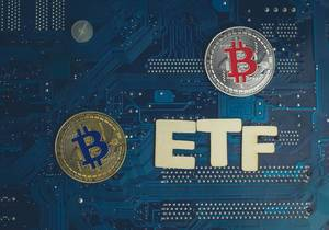 ETF with golden and silver Bitcoin