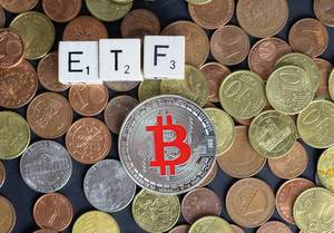 ETF with silver Bitcoin
