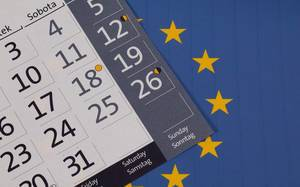 European elections 2019 date
