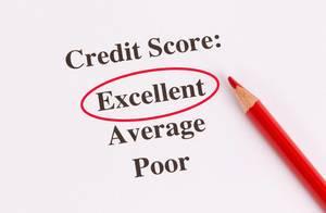 Excellent Credit Score result