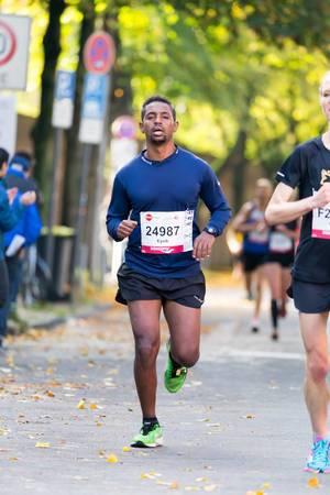 Eyualem Eyob - Köln Marathon 2017