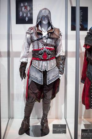 Ezio Auditore Cosplay von Assassin