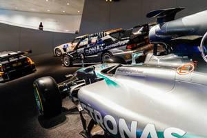 F1Lewis Hamilton W05 Championship Mercedes