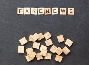 Fake News, spreading false informations
