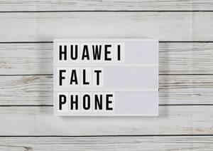 Faltbares Huawei-Smartphone: Ausstattungs- und Release-Details, Konzeptvideo
