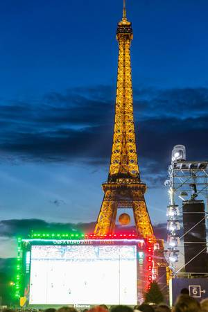 Fanfest Tour Eiffel