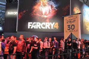 Farcry 4 @ Gamescom