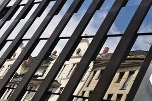 Fassade in Köln