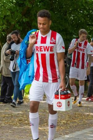 FC Köln Trainingsauftakt