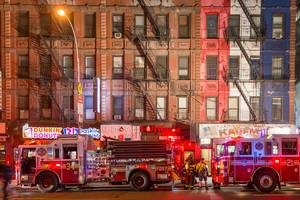 FDNY in action