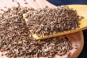 Fennel grass seeds