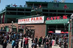 Fenway Park: Spielort der Red Sox