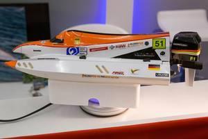 Ferngesteuertes Speed Boat