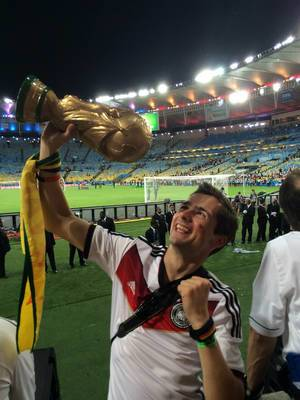 FIFA-WM-Pokal - Fußball-WM 2014, Brasilien
