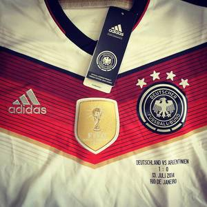 Finally arrived #GERARG #germany #dfb #adidas #worldcup #fifa