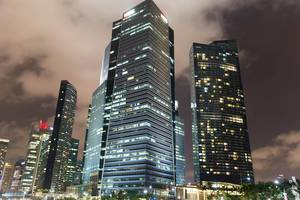 Financial Centre Tower 3 in Singapur