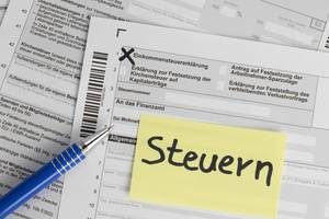 Finanzamt Steuererklärung ausfüllen