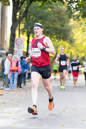 Finke Christian Olivier - Köln Marathon 2017