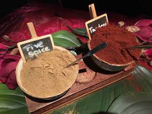 Five Spice and Tandoori